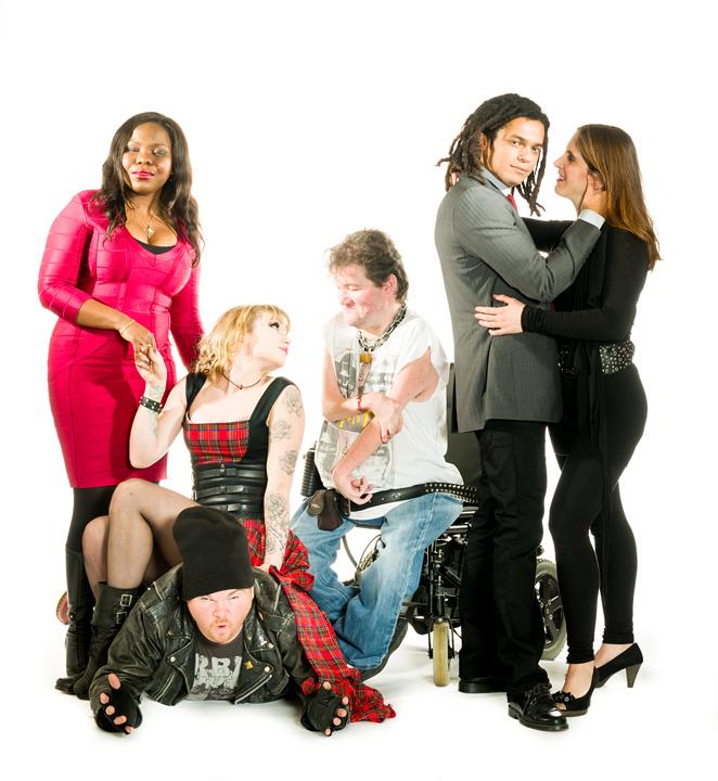 Cast of Threepenny Opera (3)