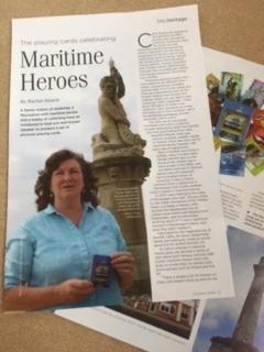 Martime Heroes, Suffolk Norfolk Life magazine